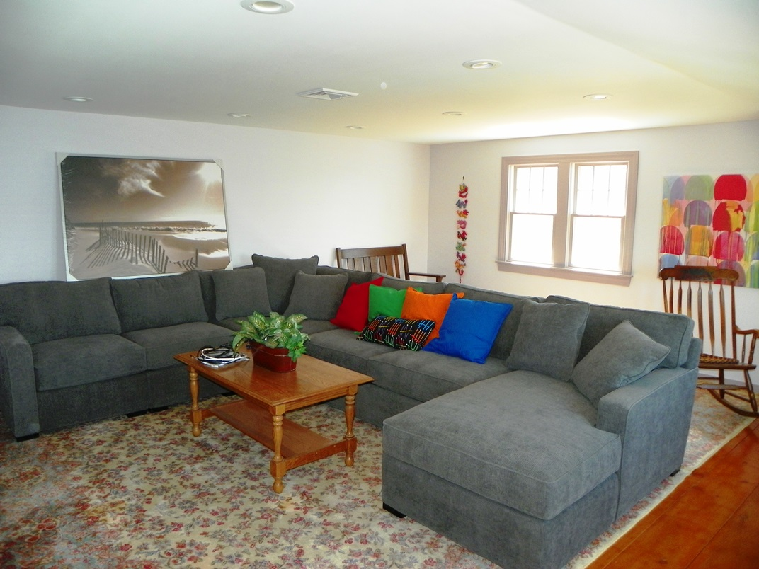 Second Floor Family Room at 101 Farm Lane, South Dennis, MA 02660