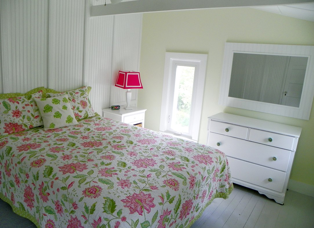 Queen Bedroom at 110 South Village Road, West Dennis, MA 02670