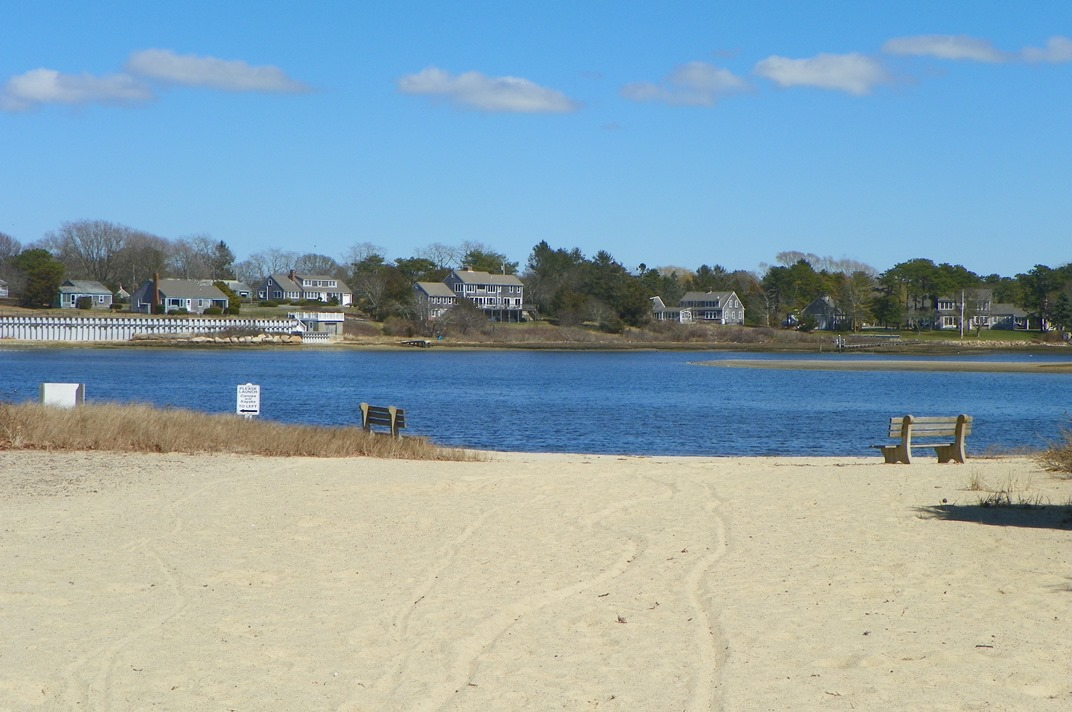 Private Beach near 11 Port Run, South Yarmouth, MA 02664