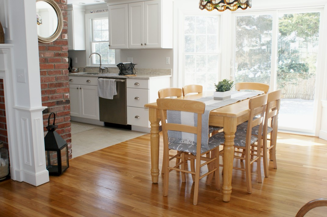 Dining and Kitchen at 11 Port Run, South Yarmouth, MA 02664
