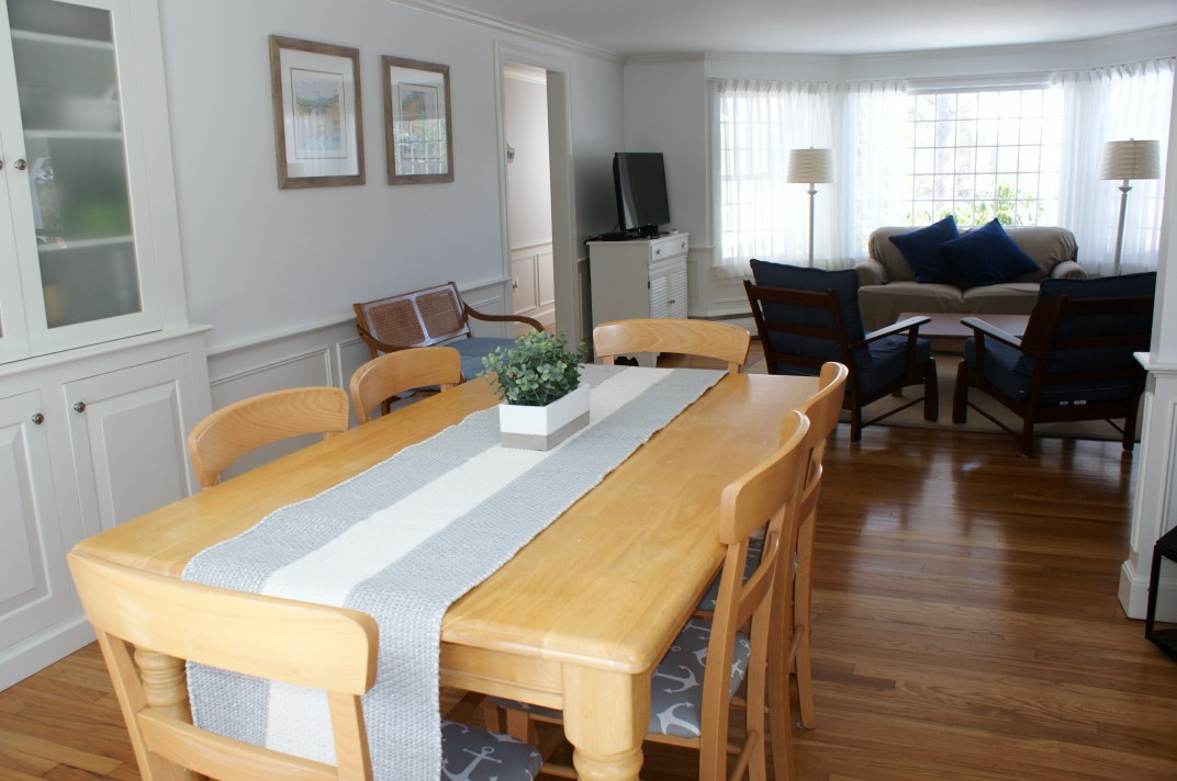 Dining Area and Living Room at 11 Port Run, South Yarmouth, MA 02664