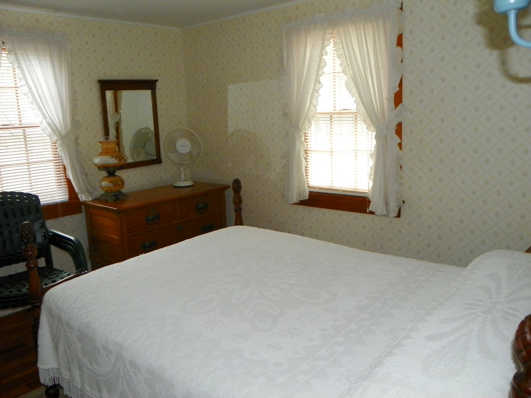 Bedroom at 16 Regan Rd., West Dennis, MA 02670 a summer vacation rental on Cape Cod