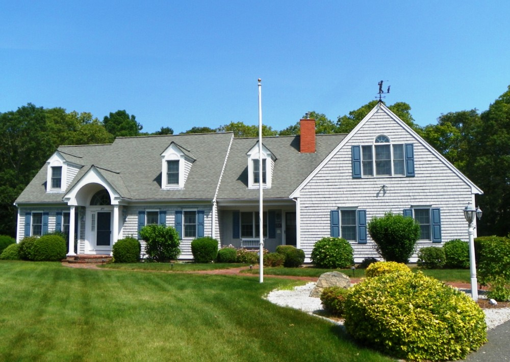 Custom Built Cape Cod Home at 277 Highbank Road, South Yarmouth, MA 02664 for sale by Cranberry Real Estate 508-394-1700