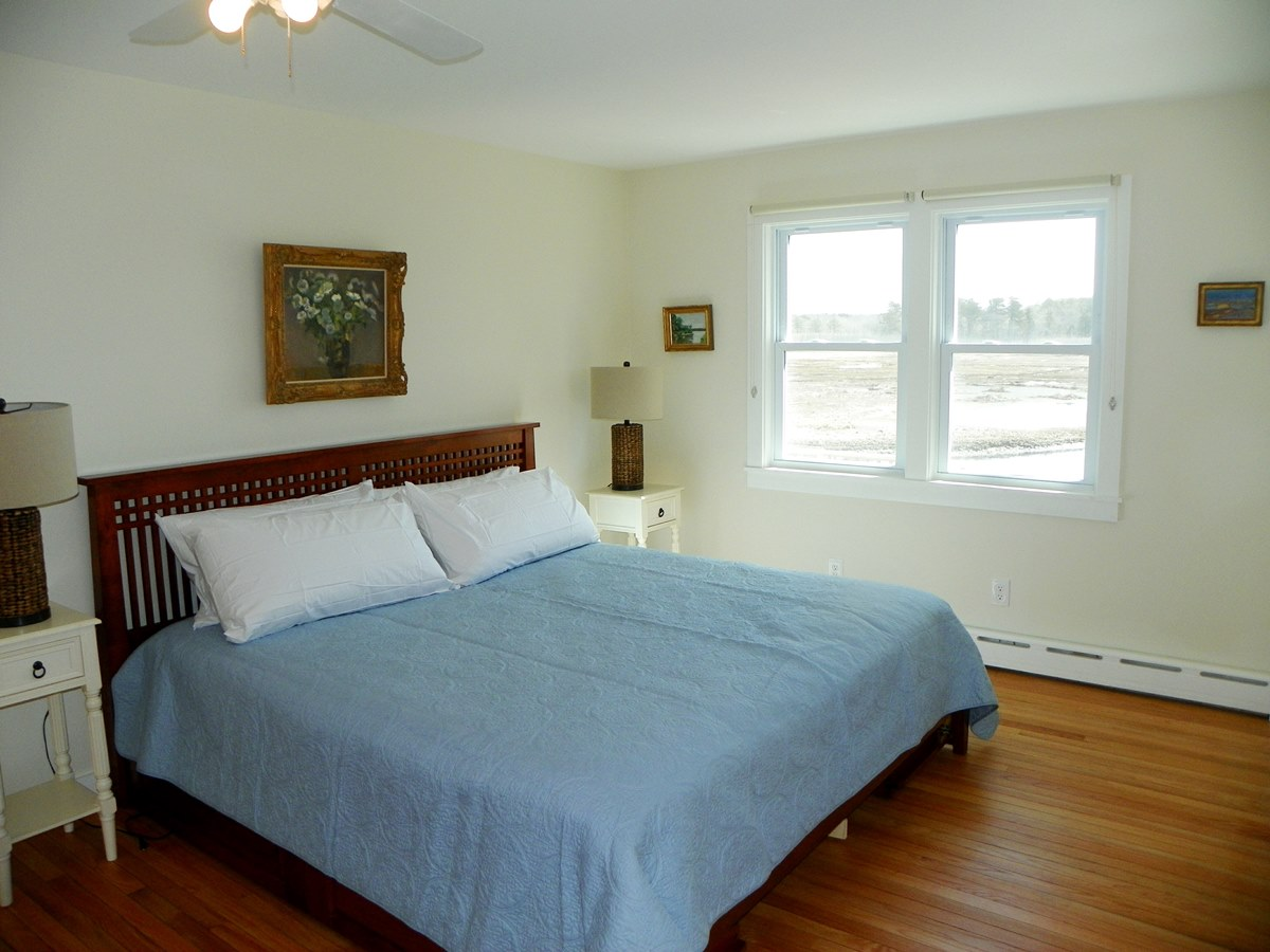 Master bedroom at 3 Barnacle Way in South Dennis, MA 02660