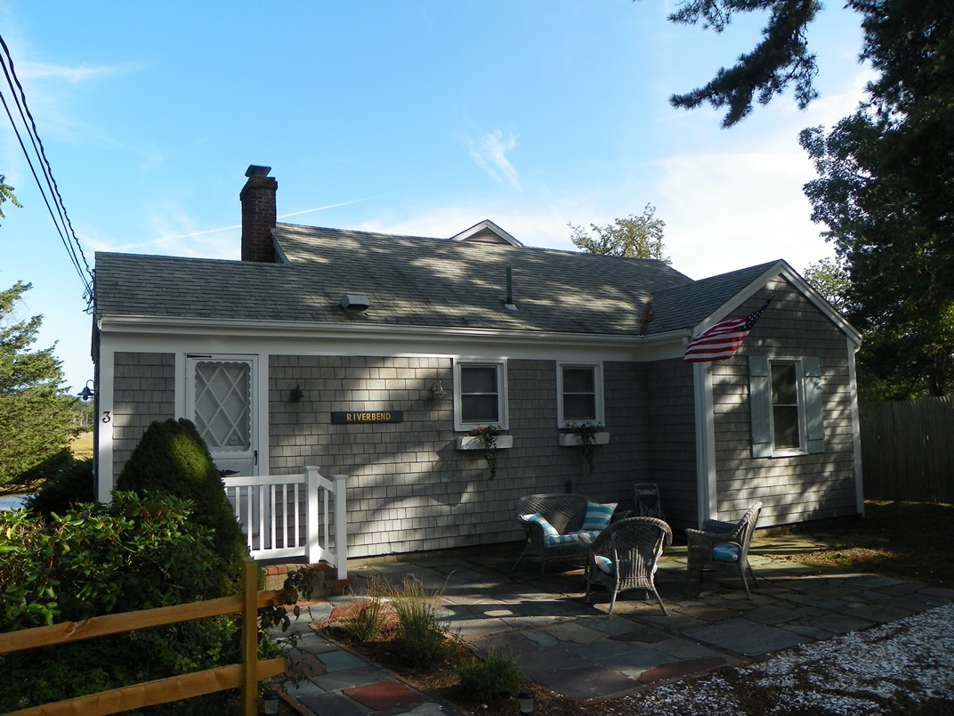 Front of  3 Barnacle Way in South Dennis, MA 02660