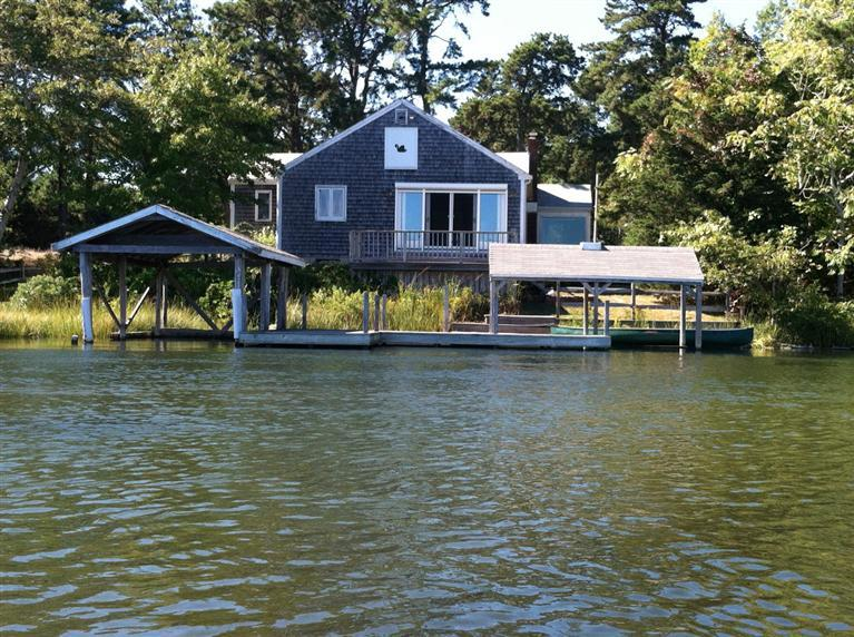 Dock at 3 Barnacle Way in South Dennis, MA 02660
