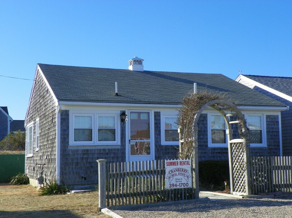 Front view of 41A South Village Rd., West Dennis, MA 02670