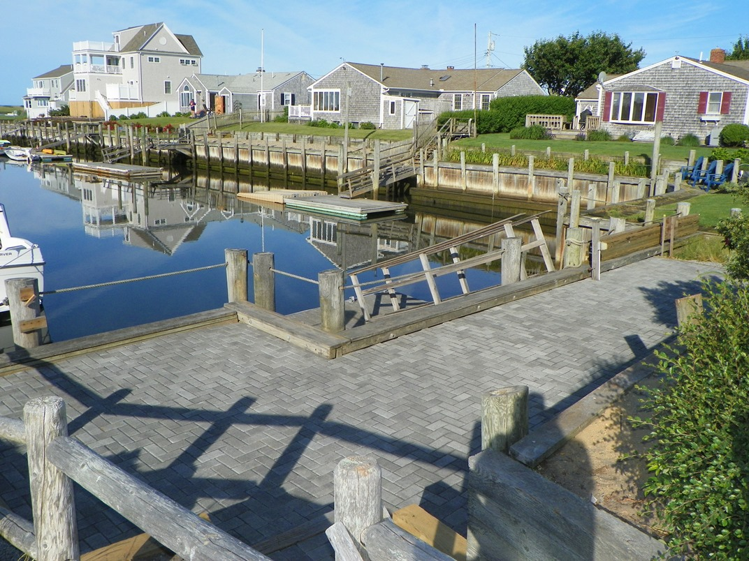 Cape Cod Home with Private Dock For Sale - 54 Surfside ...