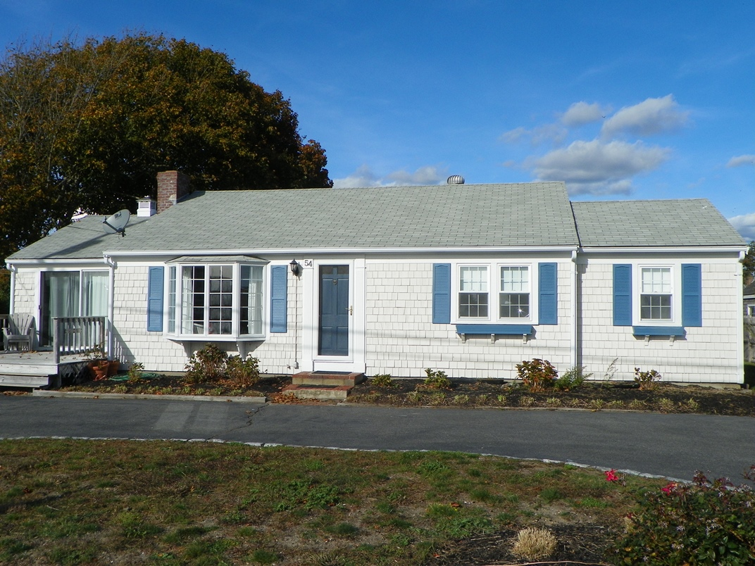 Front of 54 Surfside Road, West Dennis, MA 02670