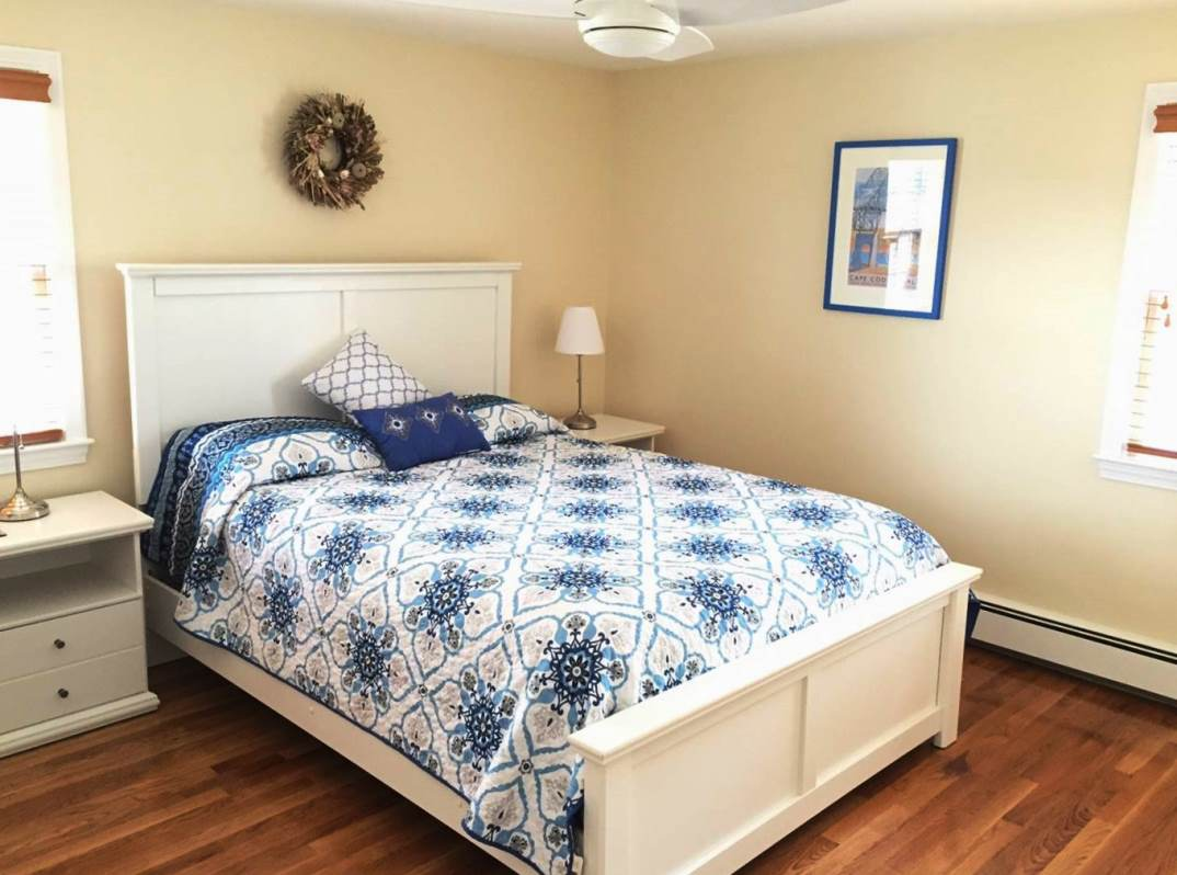 Queen Bedroom at 5 Barnacle Way, So. Dennis, MA 02660