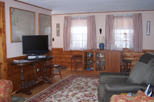Living Room at 63 Shore Road, West Dennis, MA 02670