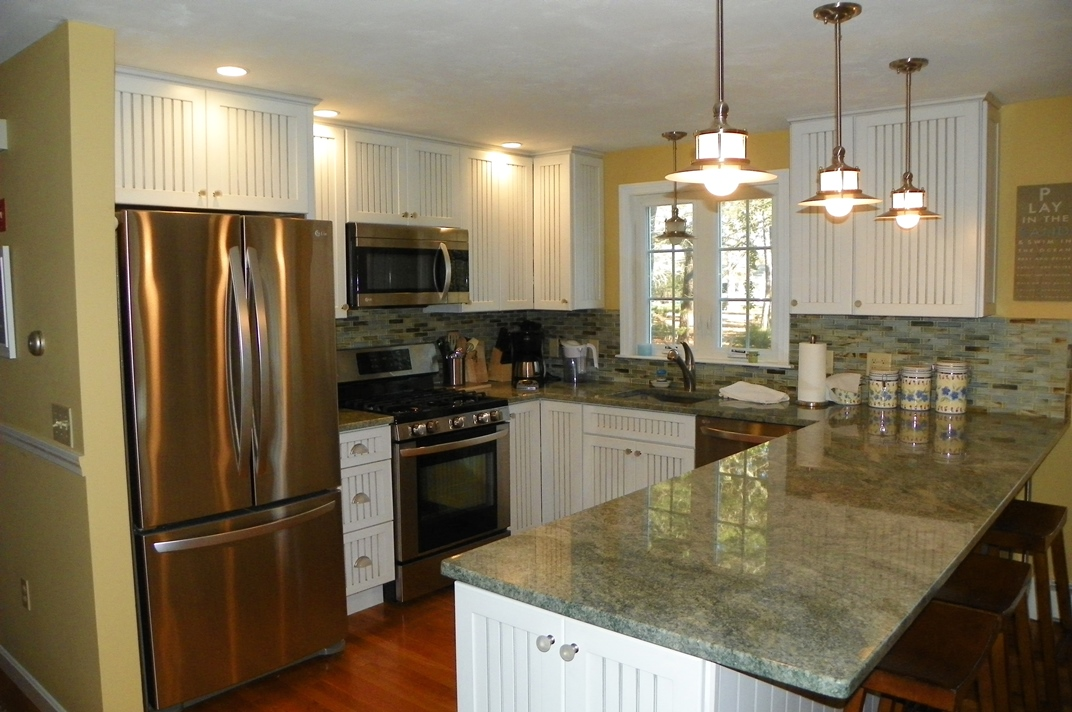 Kitchen at 66 Kelleys Pond Road, West Dennis, MA 02670