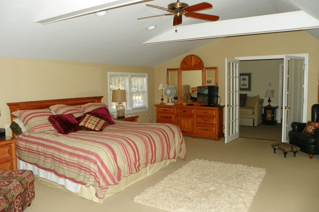 Master Bedroom at 66 Kelleys Pond Road, West Dennis, MA 02670