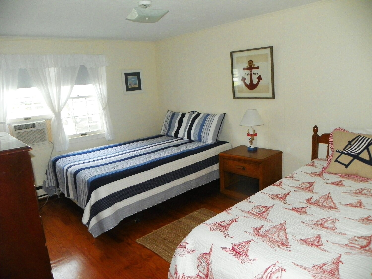 Second Bedroom at 6 Captain Keavy Way, West Dennis, MA for sale by Cranberry Real Estate 508-394-1700
