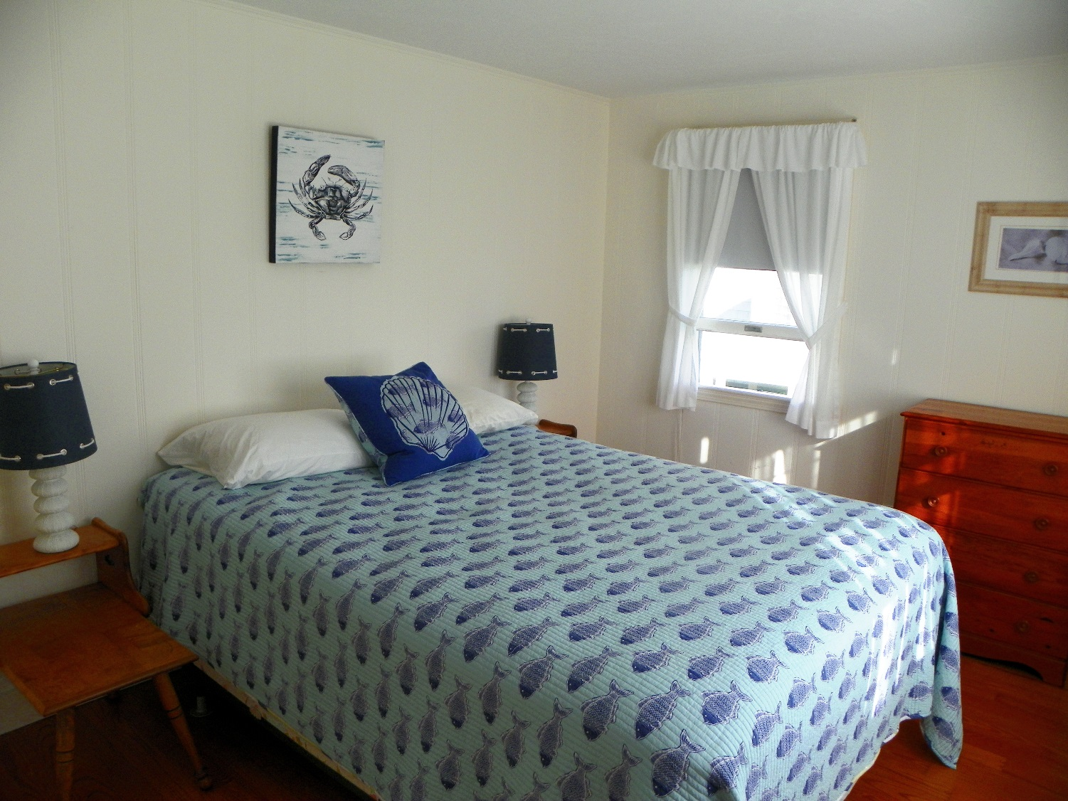 Third Bedroom at 6 Captain Keavy Way, West Dennis, MA for sale by Cranberry Real Estate 508-394-1700