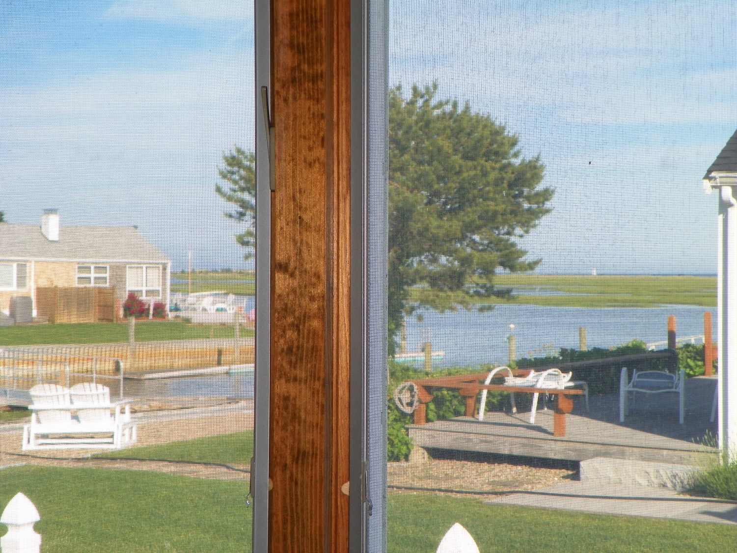 View from 6 Captain Keavy Way, West Dennis, MA for sale by Cranberry Real Estate 508-394-1700