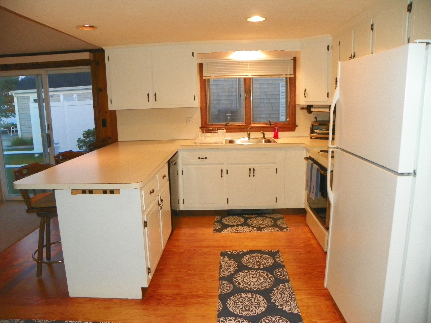 Spacious Kitchen at 6 Captain Keavy Way, West Dennis, MA for sale by Cranberry Real Estate 508-394-1700