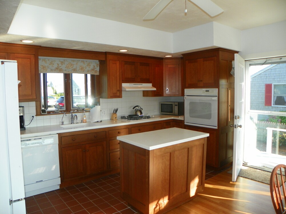 Kitchen at 7 Port Way, West Dennis, MA for sale by Cranberry Real Estate 508-394-1700