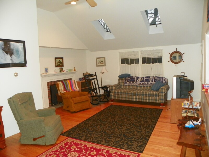 Living Room of 7 Tamarack Road, West Dennis, MA 02670